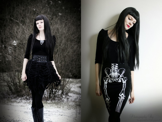 Six Alternative Goth Fashion Blogs To Follow Bleaq
