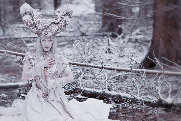 Gorgeous costumes by Polish fashion designer Agnieszka Osipa