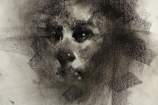 drawings of hidden memories and emotions by damian goidich bleaq