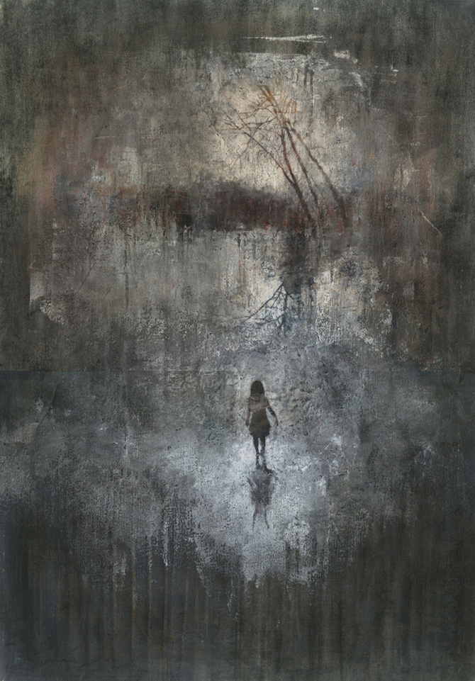 Surreal Celestial Paintings By Federico Infante Bleaq