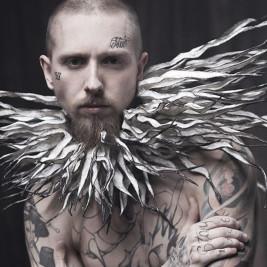 Edgy fashion photography by Maciej Grochala